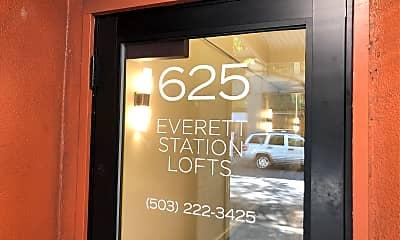 Everett Station Lofts, 1