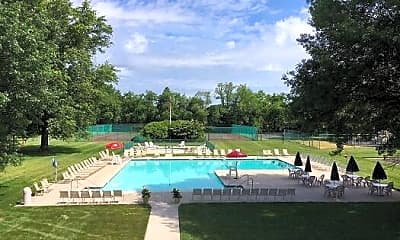 Pool, 24 Manchester Ct G, 1