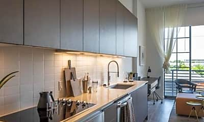 Kitchen, 240 NW 25th St 519, 2