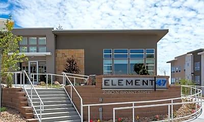 Element 47 Apartments, 1