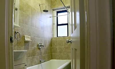 Bathroom, 555 Ovington Apartments, 2