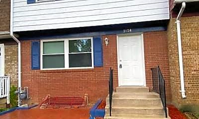 Building, 1114 Thomas Jefferson Pl, 2