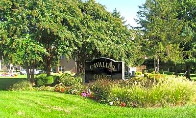 Landscaping, Cavalier Court, 2