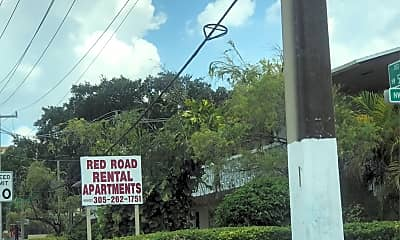 Red Road Apartments, 1