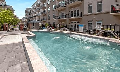 Pool, 1002 Jefferson St, 0