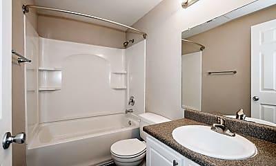 Bathroom, Centennial Park, 2