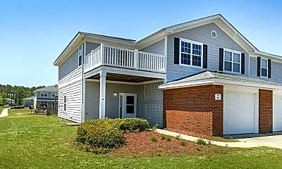 Building, Fort Stewart Family Housing, 2