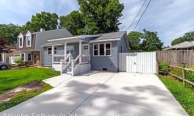 Building, 1209 Oak Park Ave, 1
