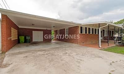 Building, 6907 Deloach Dr, 0