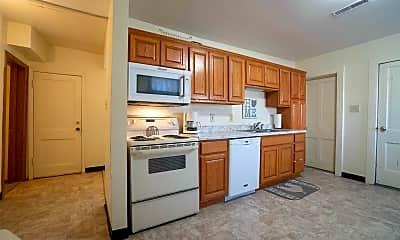 Kitchen, 2321 Olive St, 0