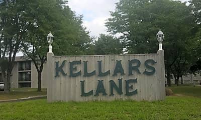 Kellars Lane Apartments, 1