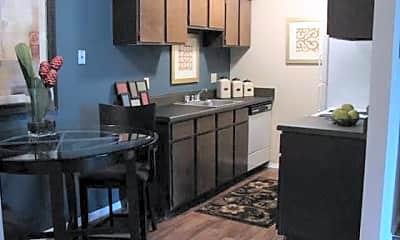 Kitchen, Cascades at Southern Hills, 2