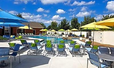 Pool, Landing at Willow Bayou Apartment Homes, 0