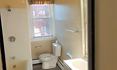 Bathroom, 215 11th St, 2