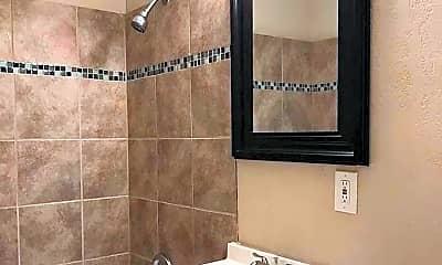 Bathroom, 7521 Olive St, 2