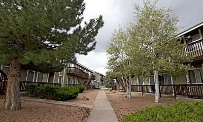 Building, Ponderosa Park Apartments, 1