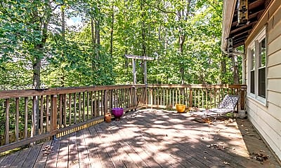Patio / Deck, 7208 Briarcliff Dr, 2