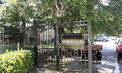 D'Iberville Apartments, 1
