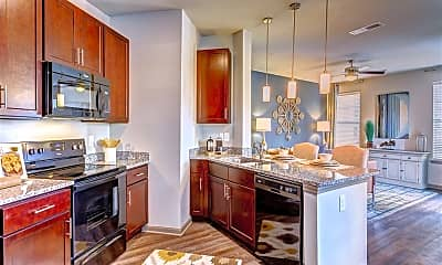 Kitchen, Creekside At Providence, 0