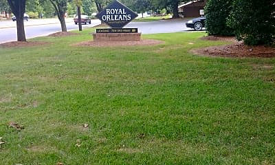 Royal Orleans Apartments, 1