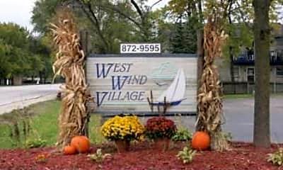 West Wind Village Apartments, 1
