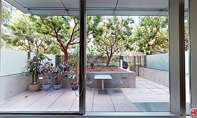 Patio / Deck, 1155 S Grand Ave 103, 1