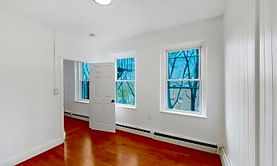 Living Room, 40 Hammond Street, Unit 3, 2