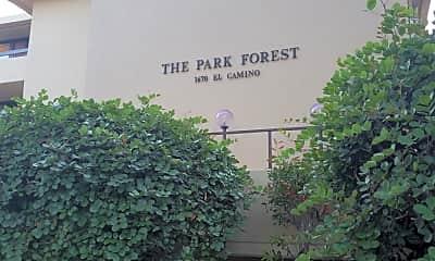 Atherton Park Forest Apartment, 1
