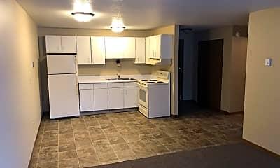 Kitchen, 1805 20th St, 1