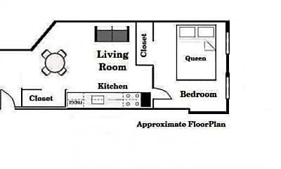 Bathroom, 229 Henry St, 2