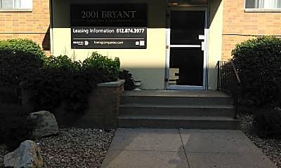 Bryant Towers, 1
