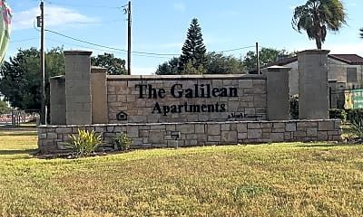 Galilian Apartments, 1
