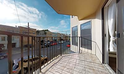 Patio / Deck, 662 23rd Ave, 2