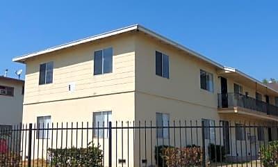 Building, 11467 Sherman Way, 2