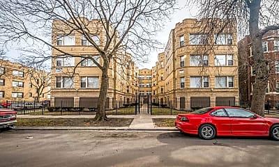 Building, 8001 S Ellis Ave, 1