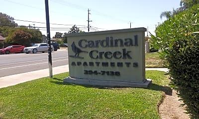 Cardinal Creek Apartments, 1