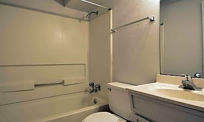 Bathroom, Vineyard at Sam Houston, 2