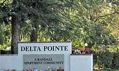 Delta Pointe, 1