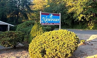 Newport, The, 1