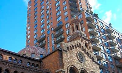 Building, 343 E 74th St, 2
