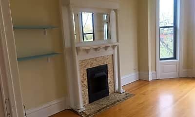 Living Room, 3345 N Seminary Ave #3, 0