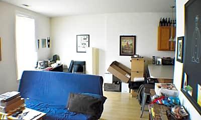 Living Room, 6109 Ridge Ave 3, 1