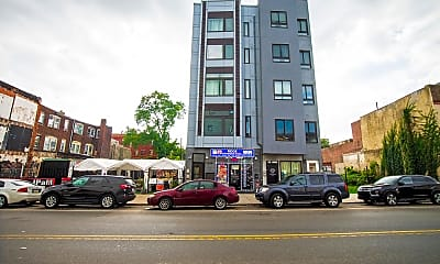 Building, 1634 Ridge Ave D, 2