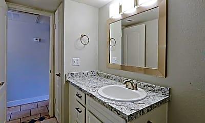 Bathroom, University Park, 1