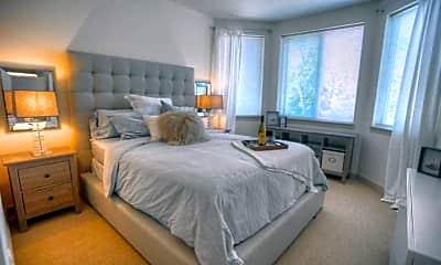 Bedroom, Jasper Apartments, 0