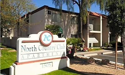 North Country Club Apartments, 1