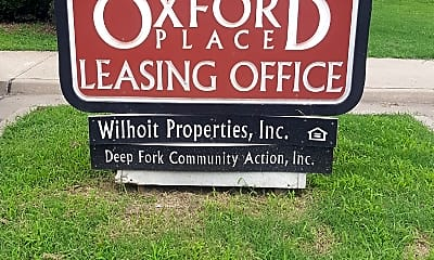 Oxford Place Apartments, 1