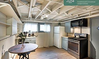 Kitchen, 3618 Warren St NW, 1