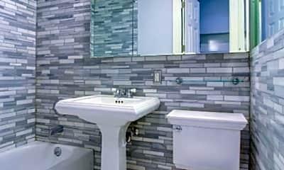 Bathroom, 235 W 14th St, 1