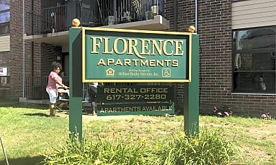 Florence Apartments, 1